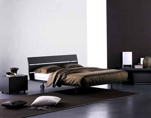 Letto Matrimoniale Flou Tadao.From Clear Eastern Inspiration Tadao By Flou Casually Unleashes