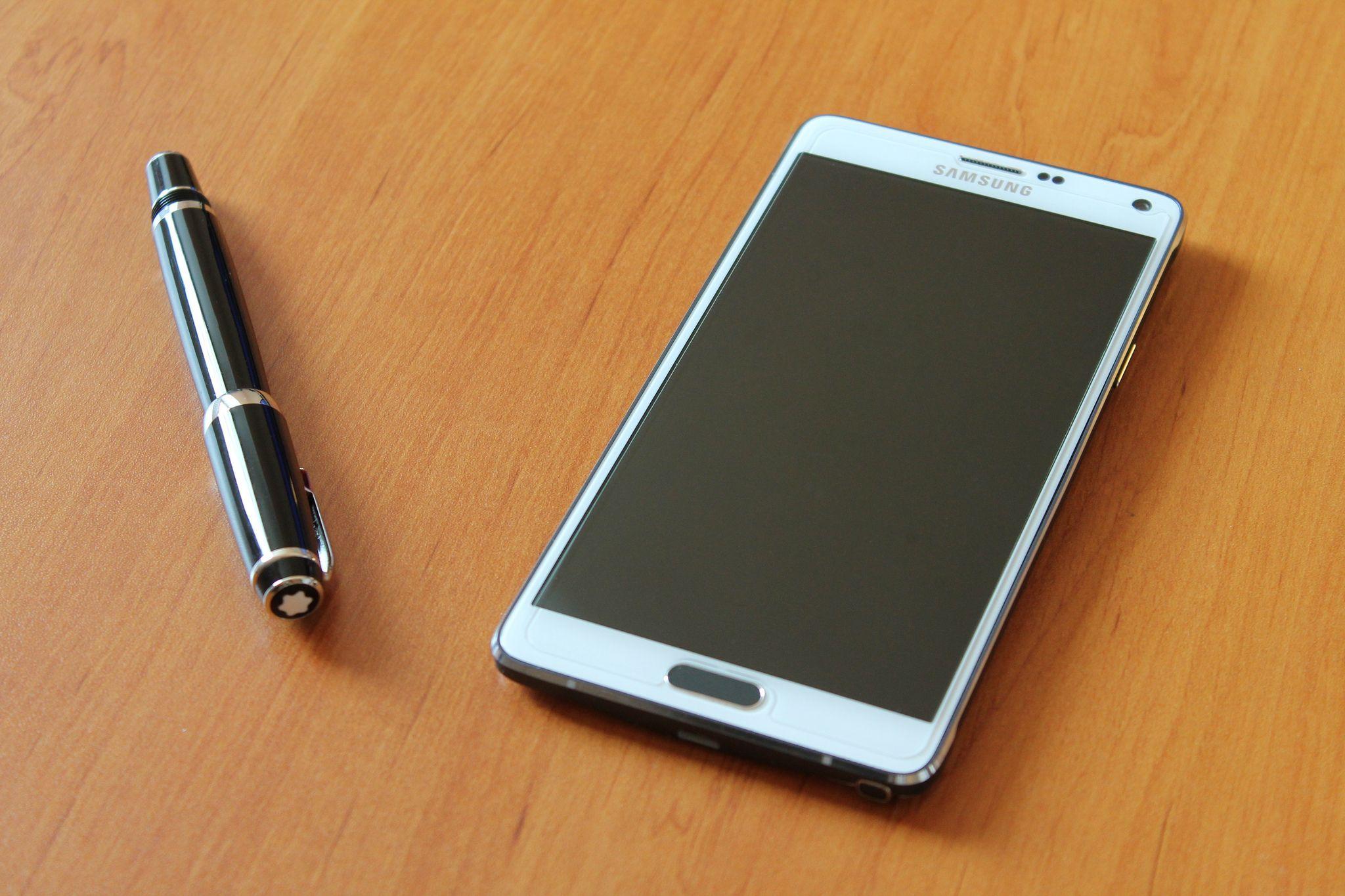 Samsung Note 4 Montblanc 2015 10 03  16 19 13
