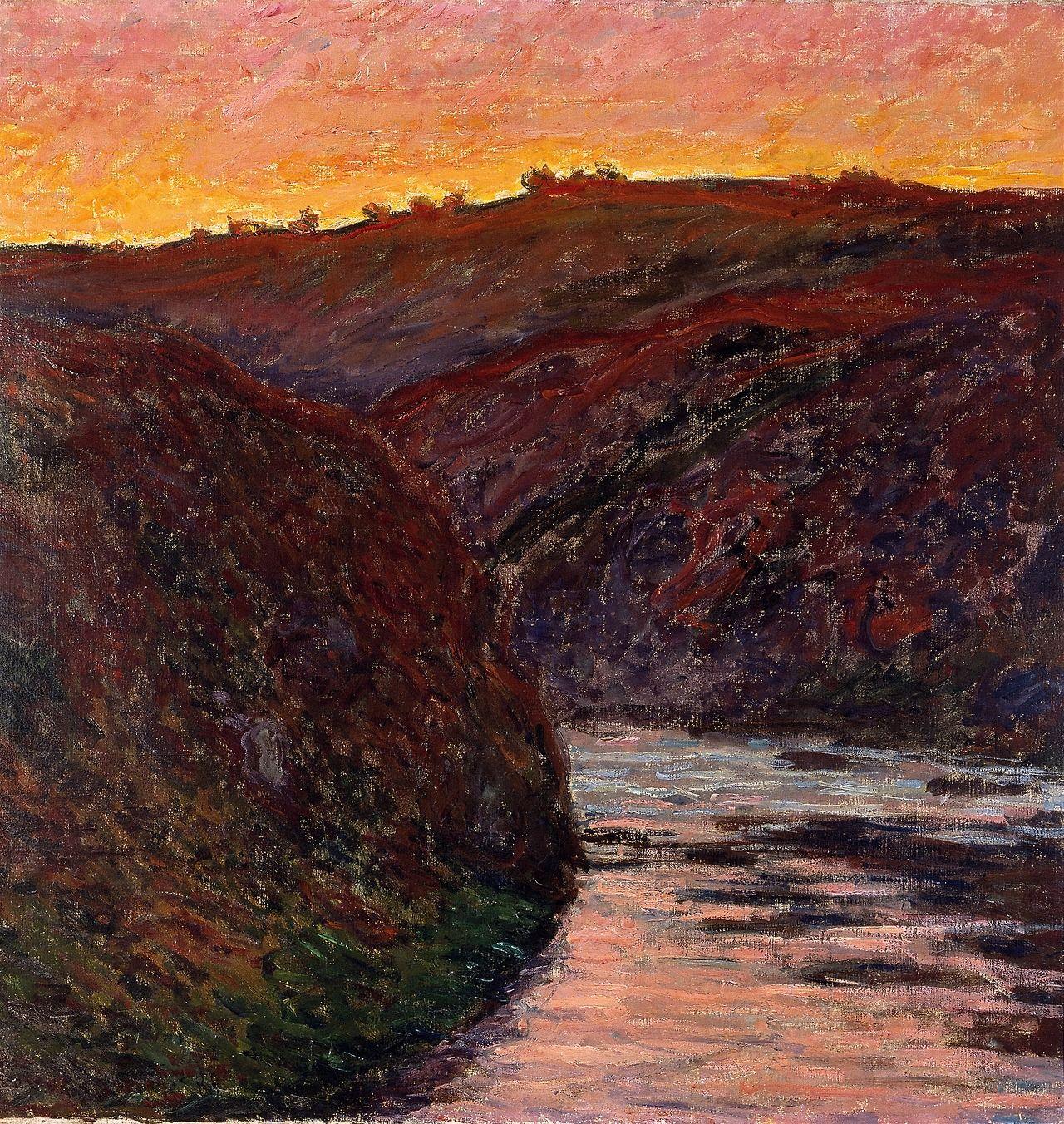 Épinglé sur Monet et la Creuse