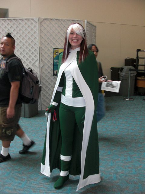 Rogue, photo by Master Magnius, from San Diego Comic Con.