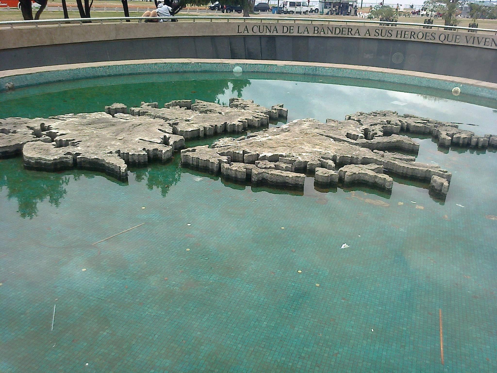 Monumento A Las Islas Malvinas Rosario Santa Fe Argentina  # Muebles Gatti Rosario