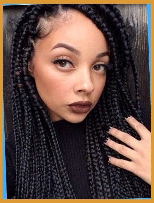 different types of braids african american braids