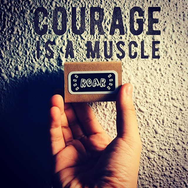 It is strengthened by use. Day in. Day out. Little by little. You little fighter! 🏋 . . #courage #fighter #roar #bravery #minimalist #goodvibes #thegoodvibetribe #notetoself #motivation #instagood #matchbox #matchboxart #matchboxcard #paper #paperart #paperlove #papercraft #handmade #handmadehq #handmadecard #handmadelove #handmadeisbetter #makersvillage #craftsharecircle #etsy #canyi