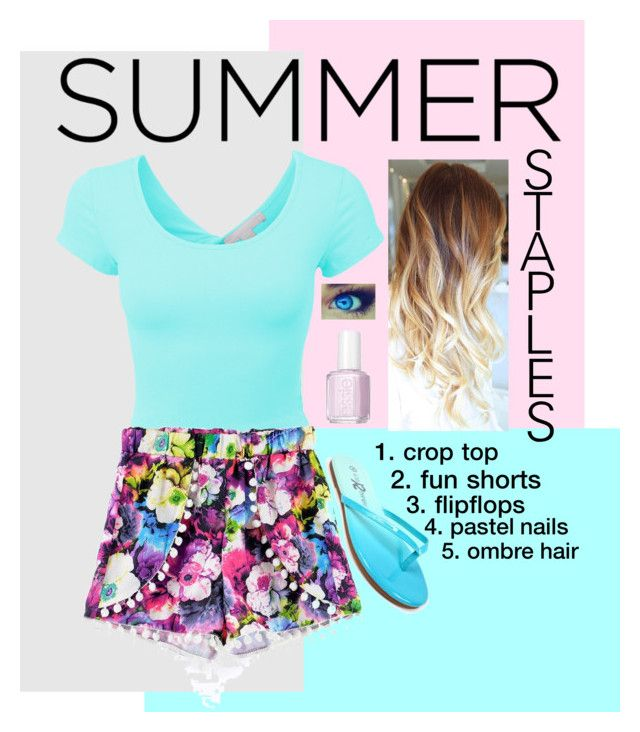 """summer contest"" by kelsey-fenner ❤ liked on Polyvore"