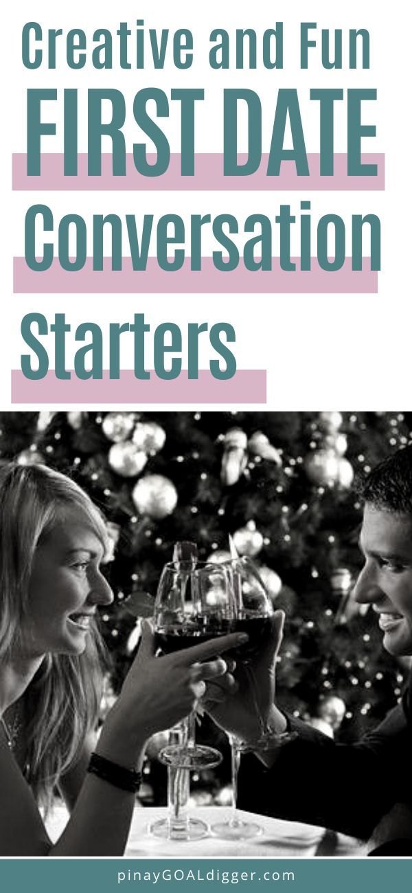 Creative and Fun First Date Conversation Starters