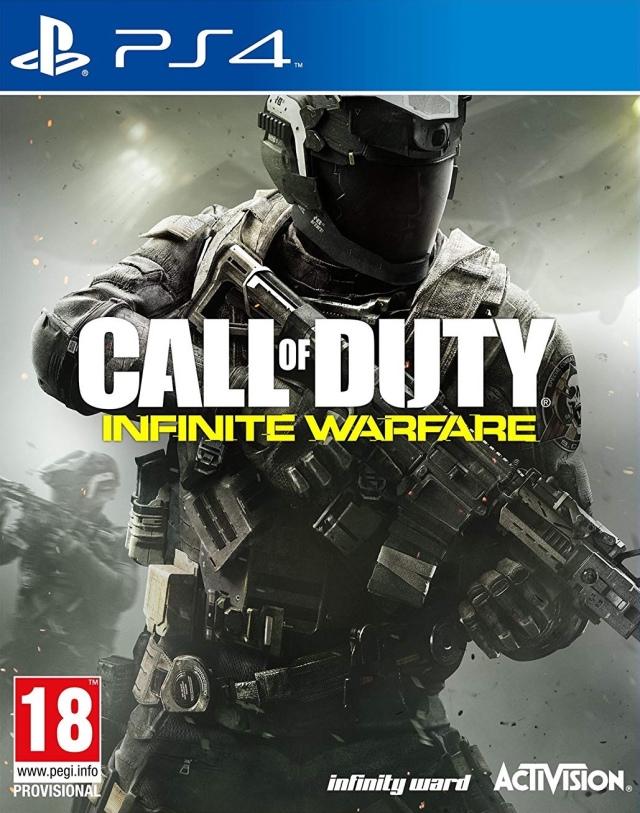 Call Of Duty Infinite Warfare Box Shot For Playstation 4 Gamefaqs Call Of Duty Infinite Call Of Duty Infinite Warfare