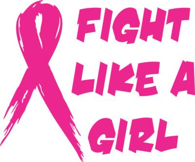 fight like a girl clipart breast cancer clipart free clipart rh pinterest com breast cancer ribbon clip art free breast cancer ribbon clip art free