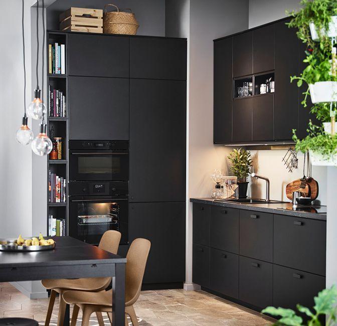 METOD/KUNGSBACKA | Cucina - IKEA | Para hacer | Pinterest | Cucina ...