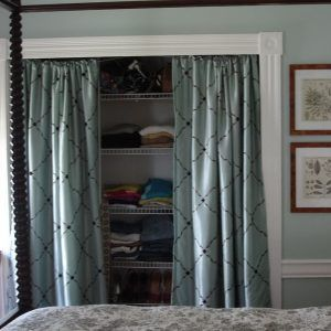 closet door alternatives curtains http 35people info