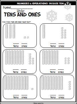 problem solving, for kids, speed drill, number bonds, common core, on 1st grade math base ten blocks worksheets