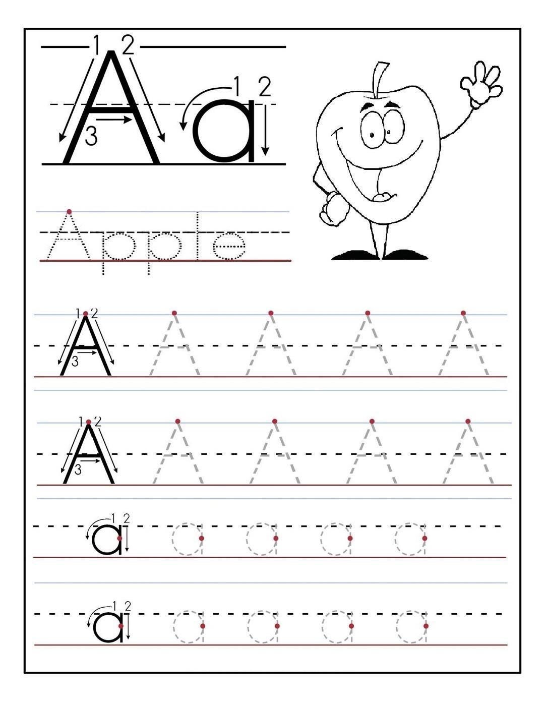 16 Preschool Letter Recognition Worksheets Tracing Worksheets Preschool Alphabet Worksheets Free Alphabet Tracing Worksheets [ 1400 x 1081 Pixel ]