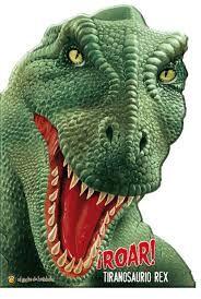 Resultado de imagem para dinosaurios en goma eva