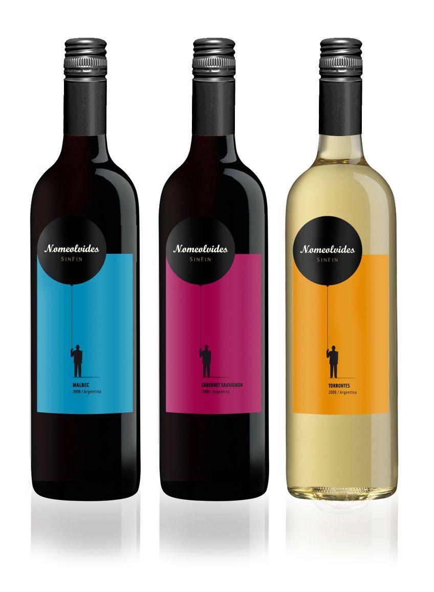 Nomeolvides Wine Labels Pinterest Wine Label Design Label