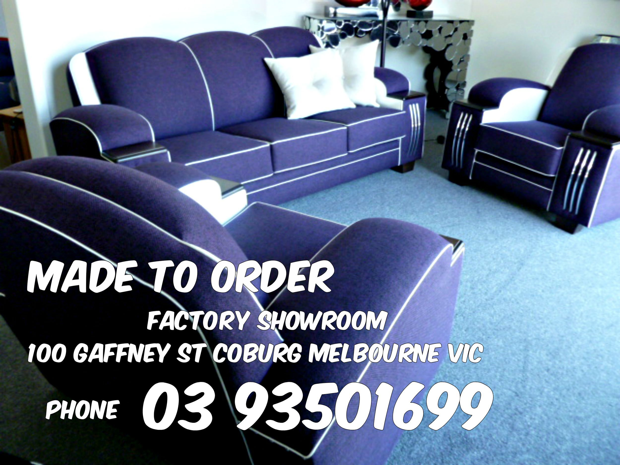 DecoFurniture lounge suites for sale