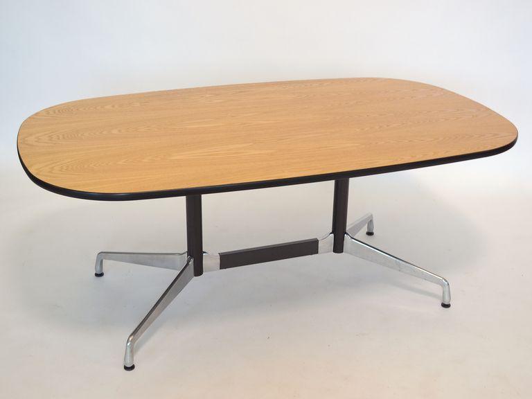 eames segmented base table by herman miller - Herman Miller Schreibtisch