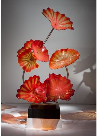 Chihuly at Litvak | Chihuly, Glass art, Glass blowing