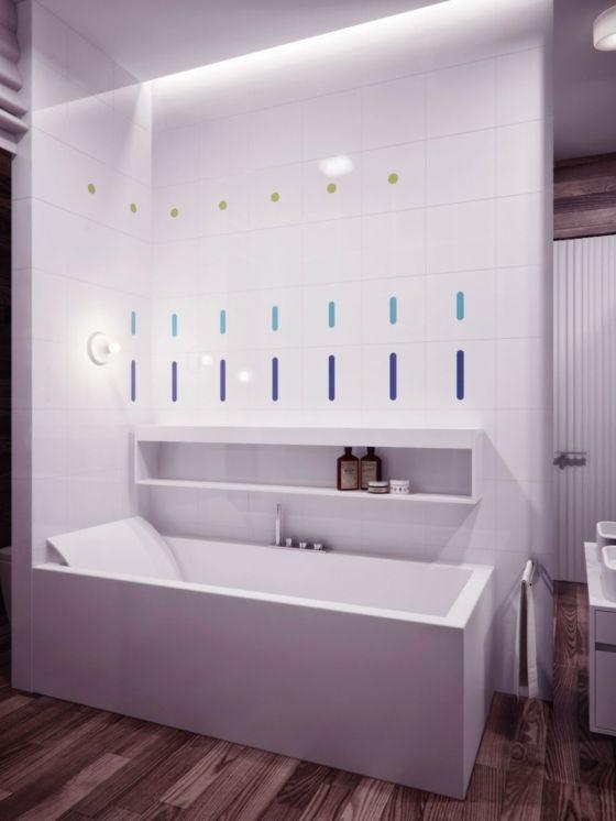 Badezimmerleuchten- 30 moderne Wandleuchten und Deckenleuchten - deckenleuchten für badezimmer