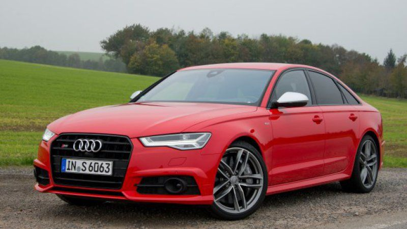 2017 Audi S6 Saloon Cars Pinterest