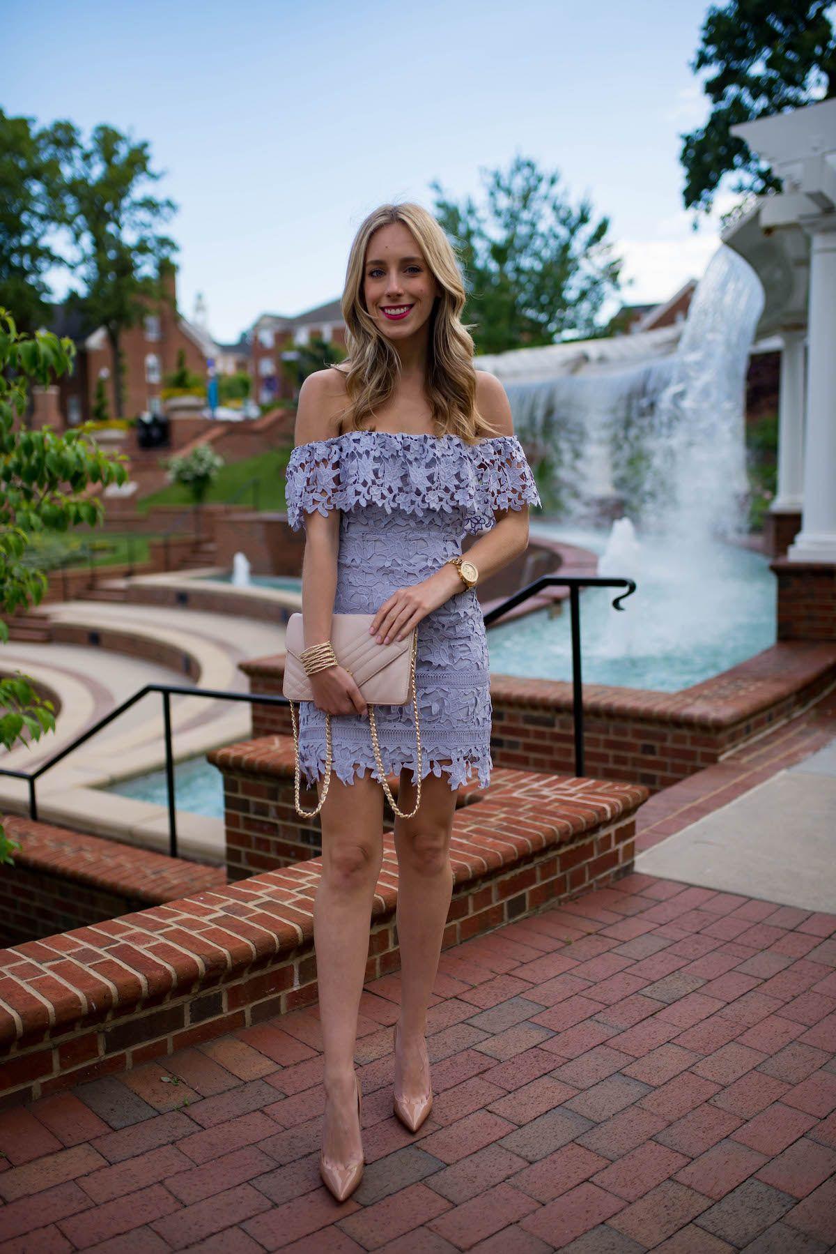 The perfect wedding guest dress!   Fashion Dresses   Pinterest ...