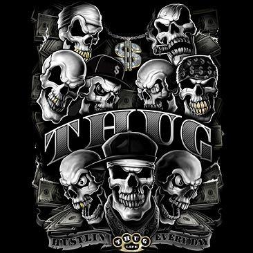 Pin on Bones  |Bone Thugs Skull