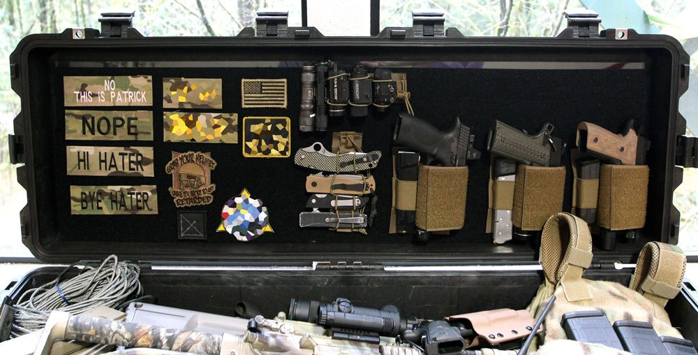 Pelican Case On Pinterest Gun Cases Battle Belt And War