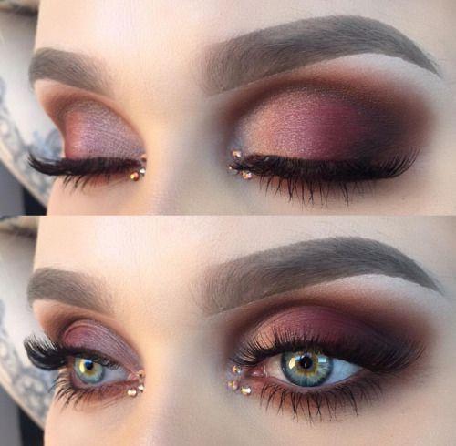 Tendance maquillage yeux 2017 2018 solisseblog - Maquillage tendance 2017 ...