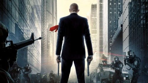 Hitman Agent 47 Wallpaper