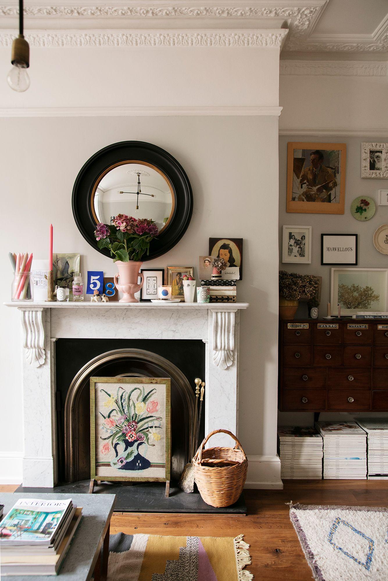 L'appartement de Lisa Mehydene, fondatrice D'Edit58 #edit58 #london #londonstyle #portrait #woman #decoration #deco #flat #inspiration