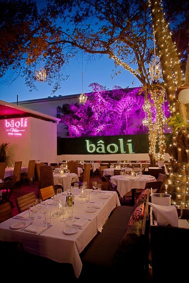 Baoli Miami In 2019 Miami Restaurants South Beach