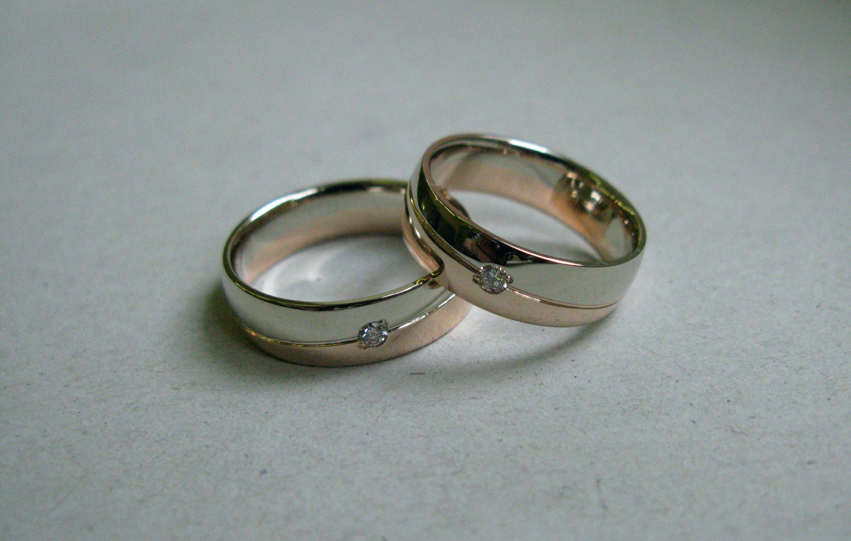 Vestuvinių ir sužadėtuvių žiedų gamyba