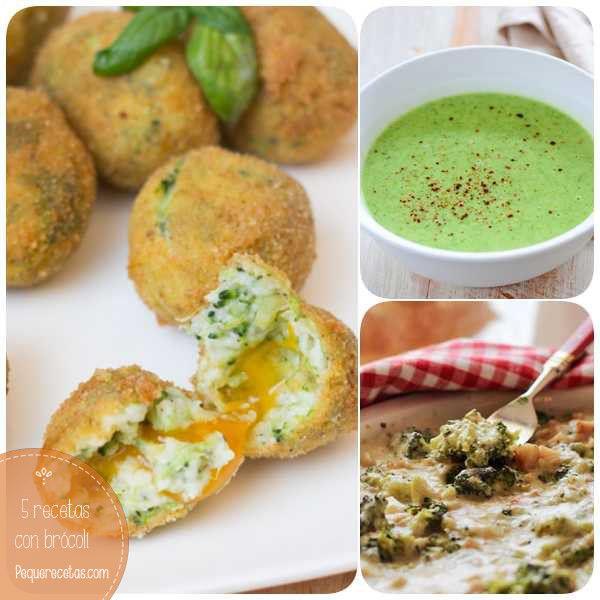 Recetas Con Brócoli 15 Recetas Irresistibles Recetas