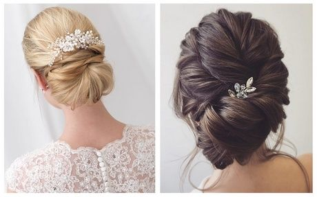 Photo of Bridal hairstyles 2018 crop
