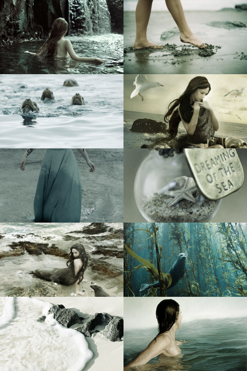 Selkie Aesthetic Requested By Anon Selkies Are