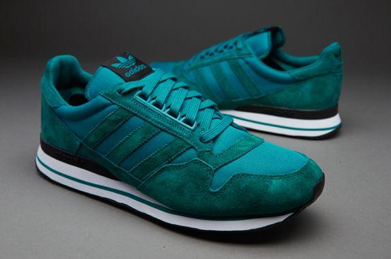 adidas originals zx 500 Green