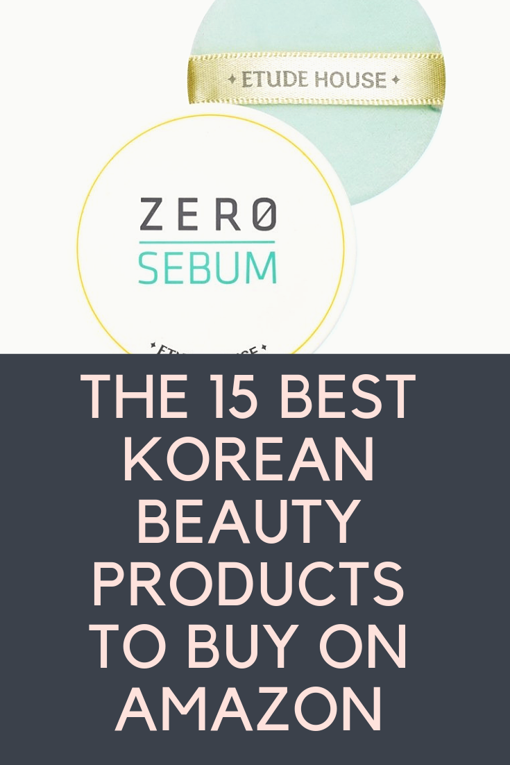 The 15 Best Korean Beauty Products to Buy on Amazon