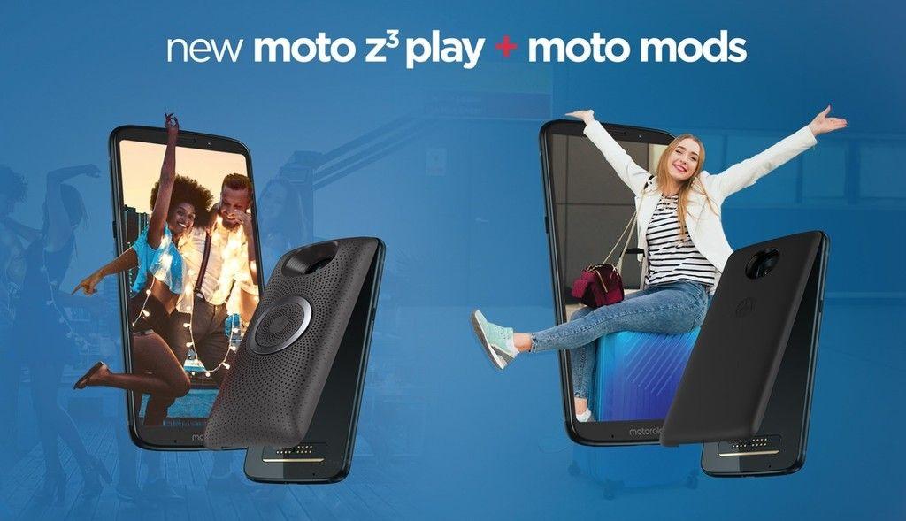 Moto Z3 Play 'Power Edition' llega a España