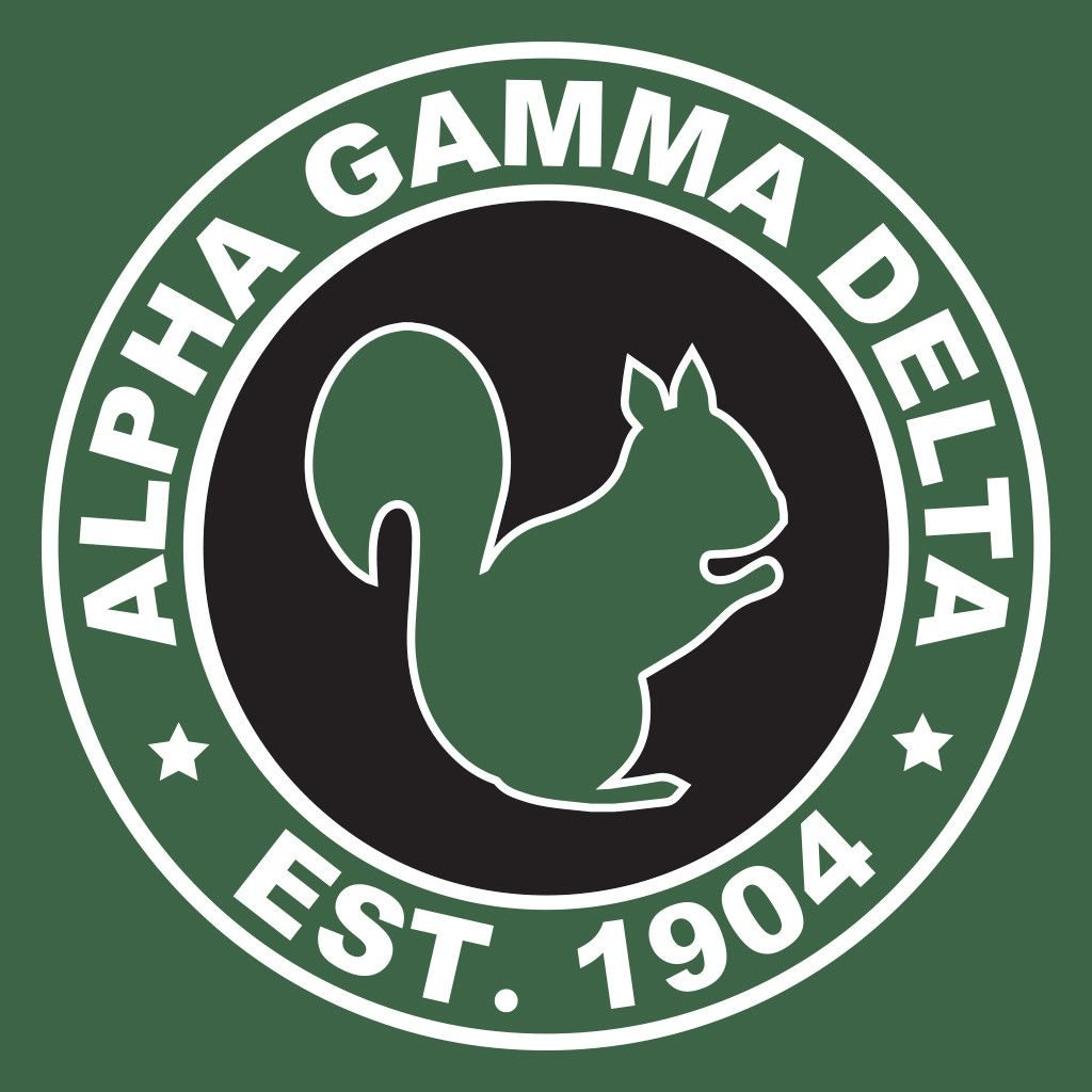 Alpha Gamma Delta Badge Bid Day Design Design Gallery