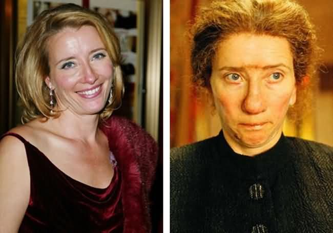 Emma Thompson In Nanny Mcphee Movie Make Up Good Movies