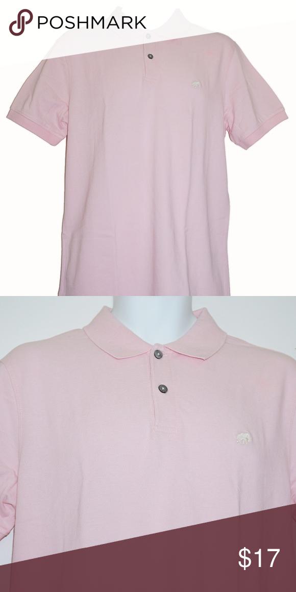 Nwt Banana Republic Pink Elephant Logo Polo Shirt Nwt My Posh