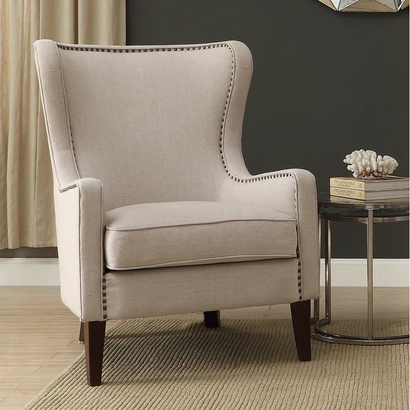 Devon Wingback Chair Reviews Joss Main Wingback Chair Living Room Wingback Chair Furniture #wing #chair #in #living #room