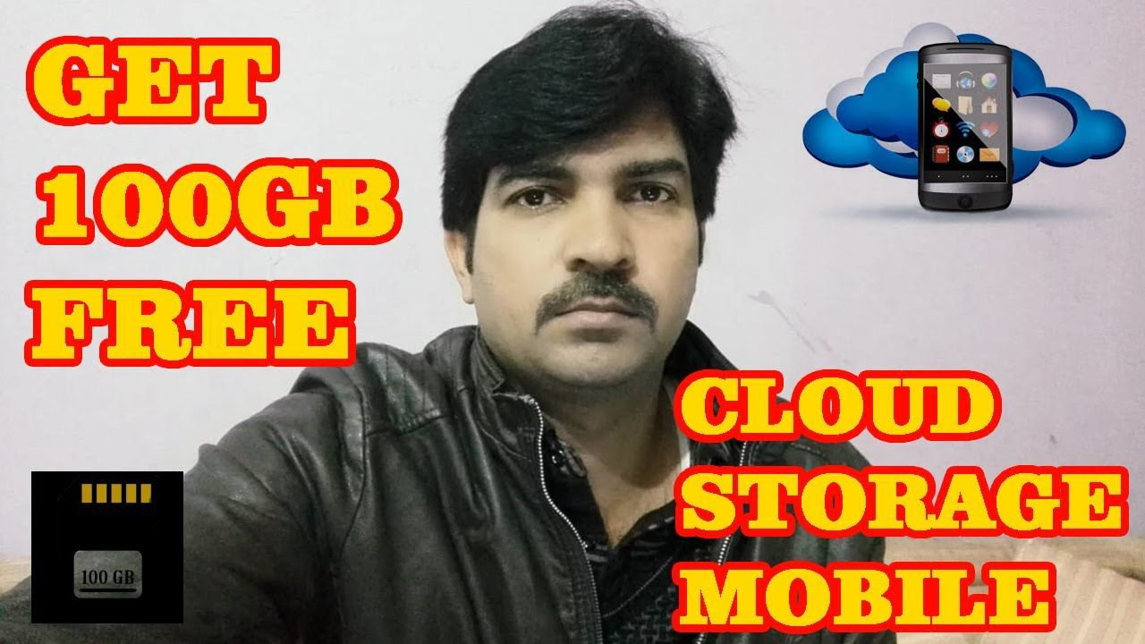 Get 100gb Free Cloud Storage Mobile Ka Leyie 100gb Free Space Hasil Kary Free Cloud Storage Cloud Storage Free Cloud