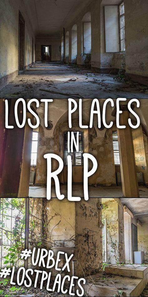 Lost Places Rheinland Pfalz Archiv Verlassener Gebaude