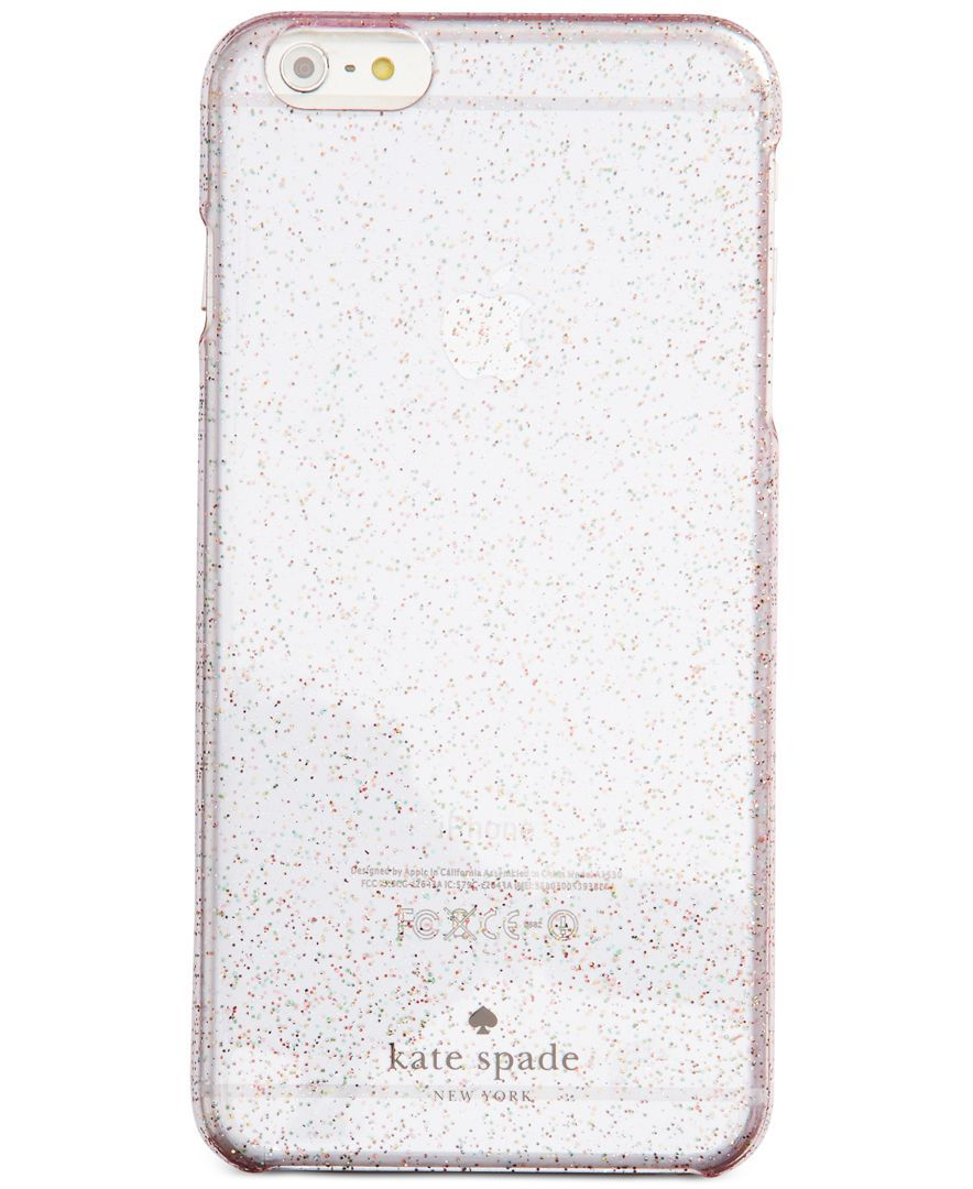 buy online f2c25 73057 kate spade new york Glitter iPhone 6 Plus Case | Wants & Must Haves ...