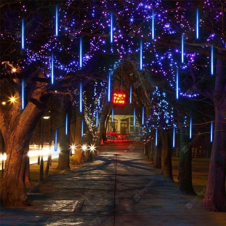 SUPli LED Meteor Shower Lights für die