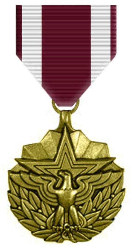 Col  Daniel S  Burson - Meritorious Service Medal | Heavenly