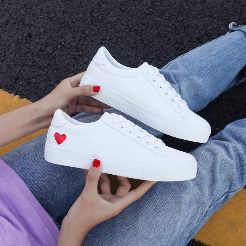 Women Canvas Shoes Women Casual Flats