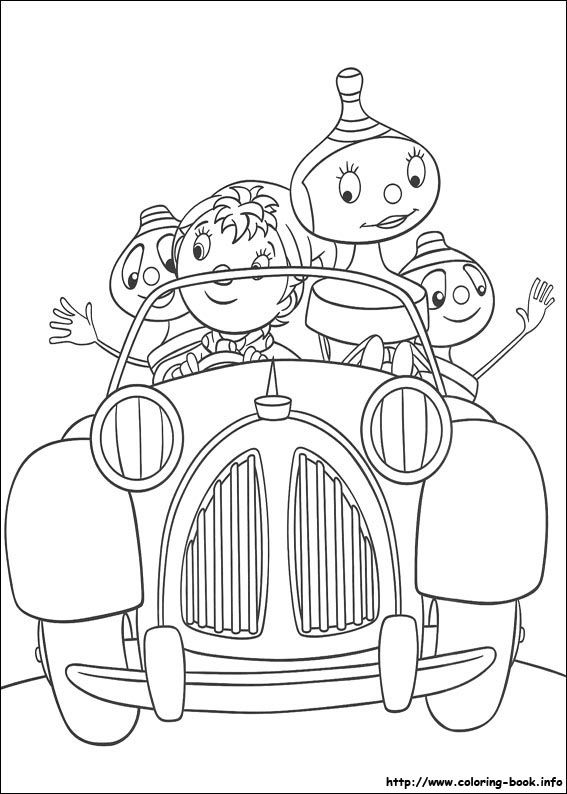 Noddy Coloring Picture ציורים לילדים Pages Rhpinterest: Coloring Pages Noddy Car At Baymontmadison.com