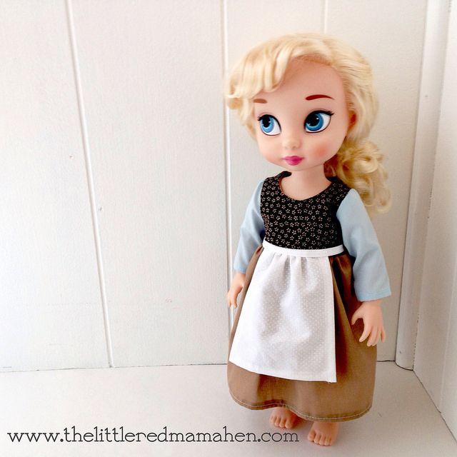 Cinderella Baby Doll Dress On Storenvy: Cinderella Looks Lovely Even While She Cleans...