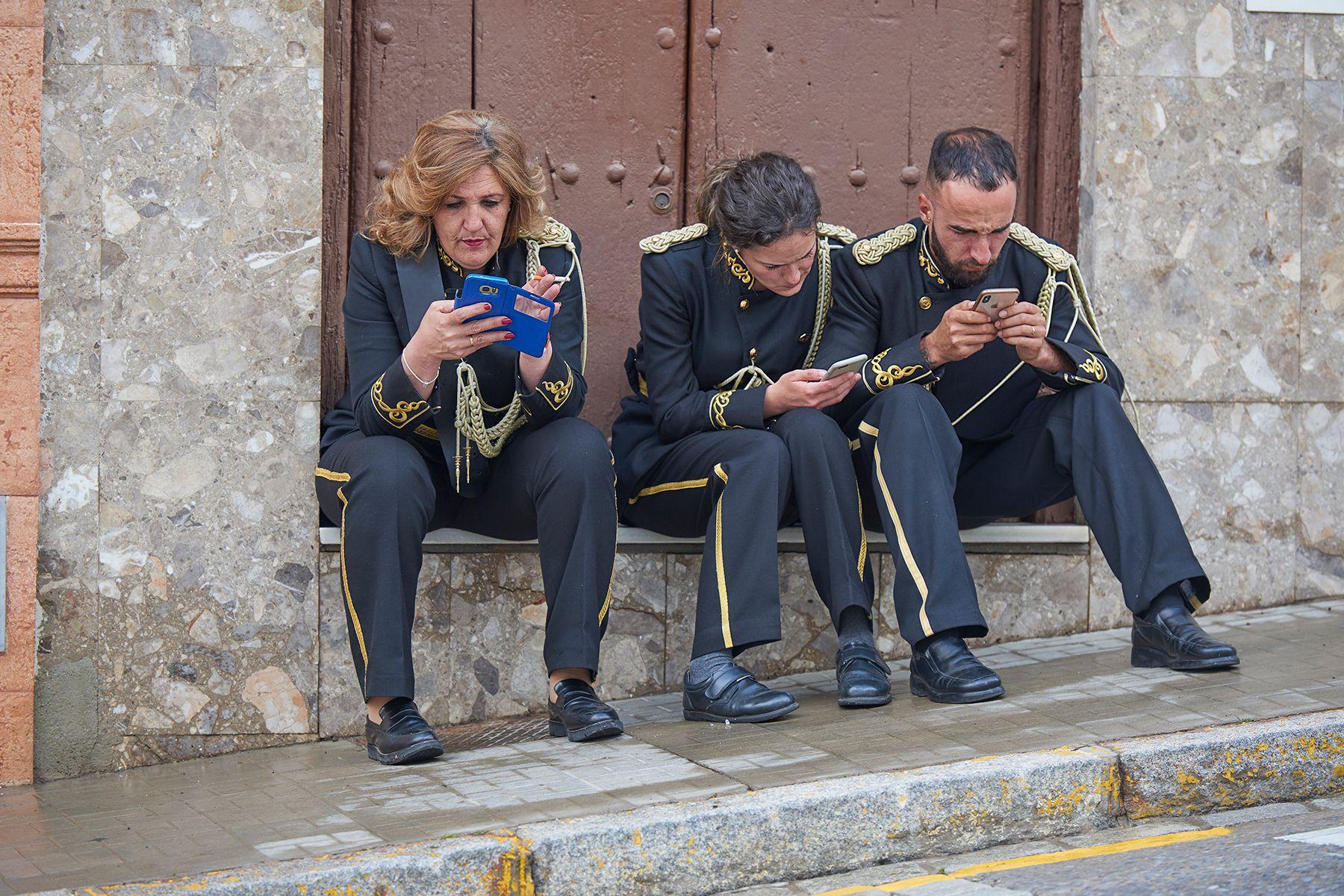 Nomofobia o adicción al móvil