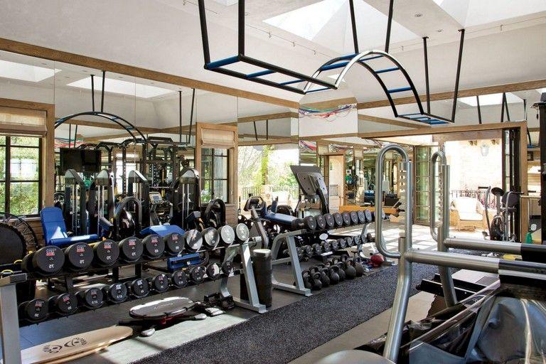 31 Handsome Fitness Room Ideas Decorideas Decoration